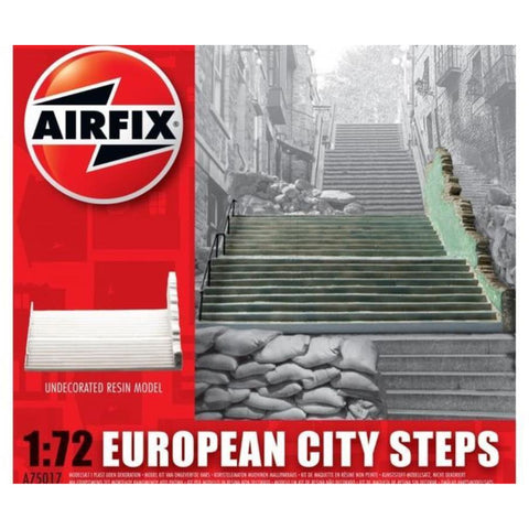 AIRFIX EUROPEAN CITY STEPS 1:72 (58-75017)