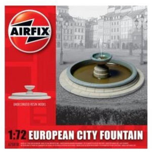 AIRFIX EUROPEAN CITY FOUNTAIN 1/72