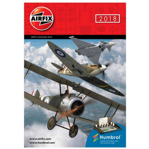 AIRFIX 2018 CATALOGUE