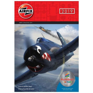 AIRFIX 2019 AIRFIX CATALOGUE (58-78199)