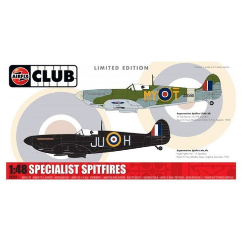 AIRFIX Specialist Spitfire 1:48 Club Special