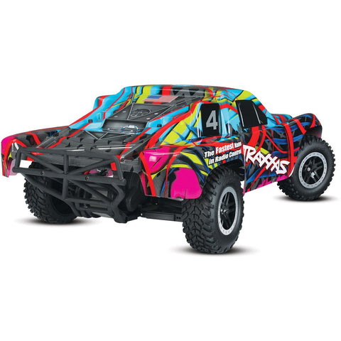 Image of TRAXXAS 1/10 SLASH RTR w/Radio - Hawaiian Edition