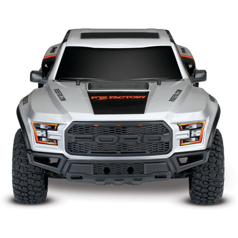 Image of TRAXXAS 1/10 Ford F-150 RAPTOR - Fox
