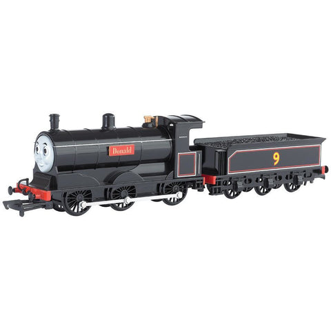 BACHMANN THOMAS & FRIENDS OO Scale Donald Engine with Moving Eyes (160-58807)