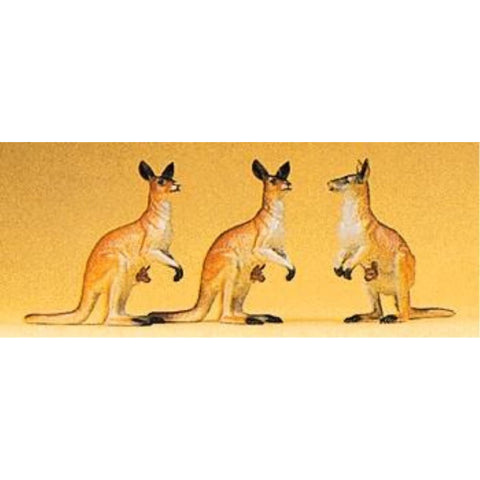 PREISER KANGAROOS - Hearns Hobbies Melbourne - PREISER