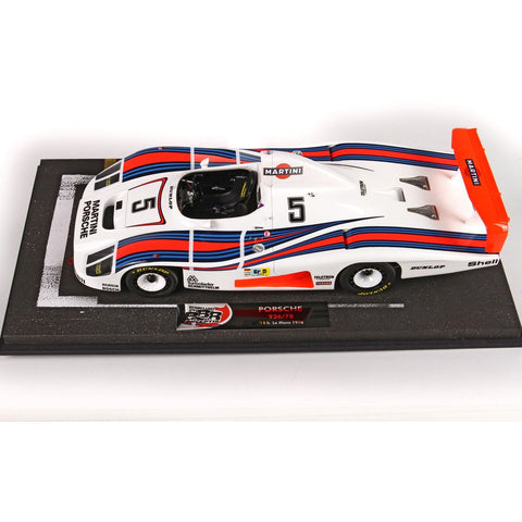 Image of BBR 1/18 Porsche 936-78 24th Le Mans 1978 Martini Ickx - Pescarolo