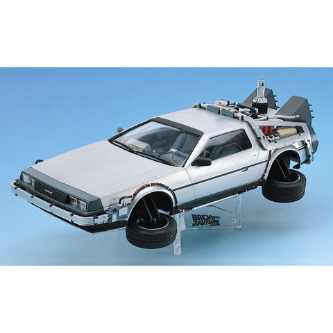 AOSHIMA 1/24 BACK TO THE FUTURE DELOREAN from PART II