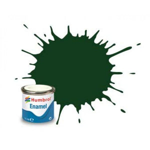 HUMBROL 3 - BRUNSWICK GREEN GLOSS