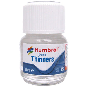 HUMBROL TBS - THINNERS BOTTLE 28ml