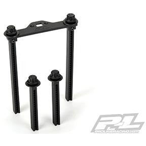 PROLINE Extended Front and Rear Body Mounts for T/E-MAXX