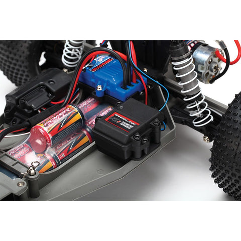 Image of TRAXXAS 1/10 Rustler 2WD Stadium Truck RTR - Green