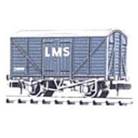 PECO BOX VAN STANDARD LMS - Hearns Hobbies Melbourne - PECO