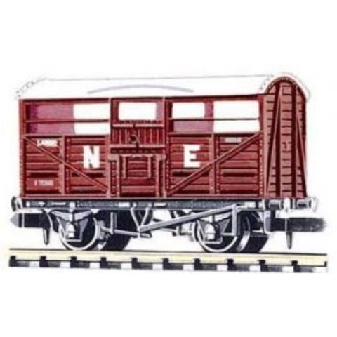 PECO CATTLE TRUCK LNER - Hearns Hobbies Melbourne - PECO