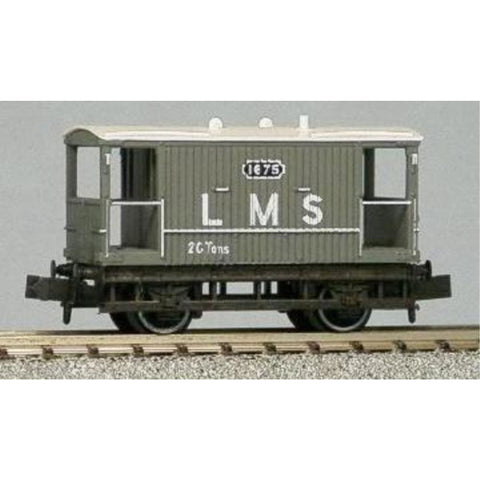 PECO BRAKE VAN LMS - Hearns Hobbies Melbourne - PECO