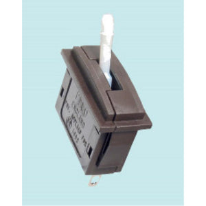 PECO Passing Contact Switch White