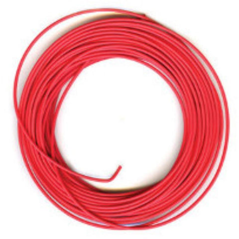 PECO 16 STRAND WIRE PACK RED - Hearns Hobbies Melbourne - PECO
