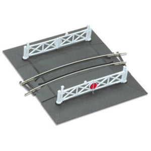 PECO LEVEL CROSSING 1ST CURVED - Hearns Hobbies Melbourne - PECO