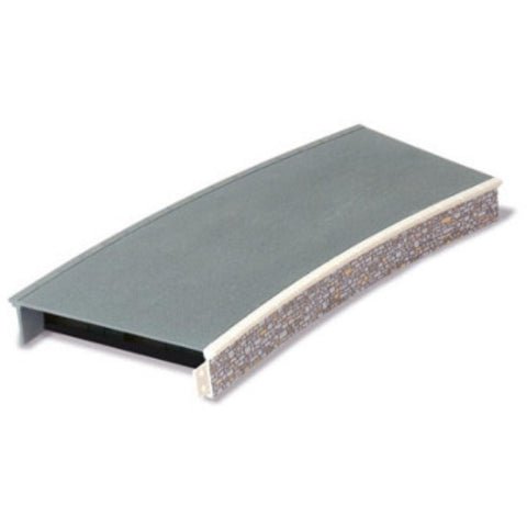 PECO CURVED PLATFORM STONE - Hearns Hobbies Melbourne - PECO