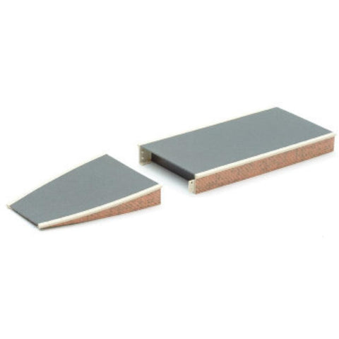 PECO PLATFORM RAMP BRICK (2) - Hearns Hobbies Melbourne - PECO