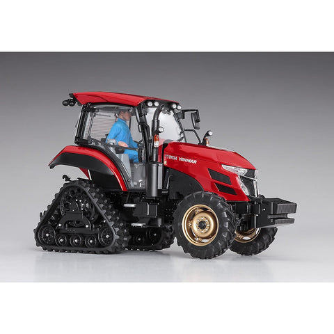 Image of HASEGAWA 1/35 YANMAR TRACTOR YT5113A DELTA CRAWLER