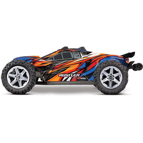 Image of TRAXXAS Rustler 4x4 VXL 1/10 - Orange
