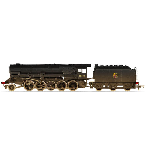 Image of HORNBY BR (HEAVILY WEATHERED), CROSTI BOILER 9F CLASS, 2-10