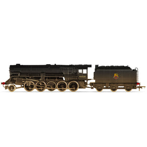 HORNBY BR (HEAVILY WEATHERED), CROSTI BOILER 9F CLASS, 2-10