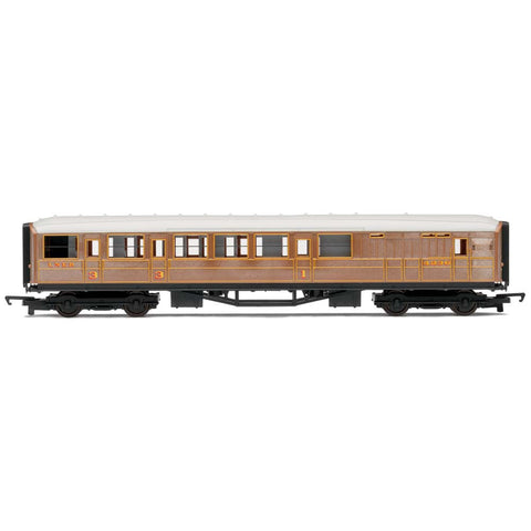 HORNBY RAILROAD LNER TEAK BRAKE