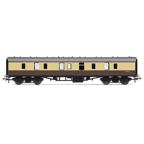 HORNBY RAILROAD BR C/CREAM MK1 PARCELS COACH