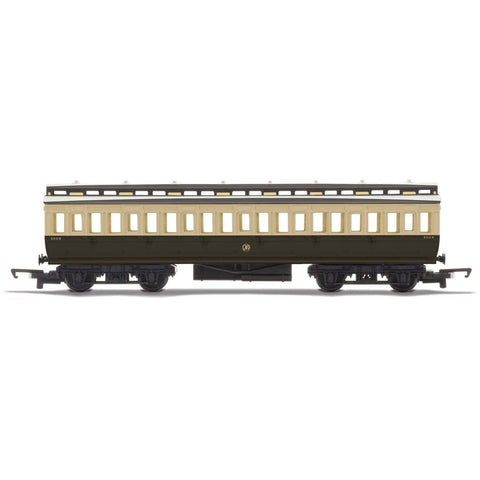 HORNBY GWR, CLERESTORY THIRD COACH - ERA 2 (69-R4913)