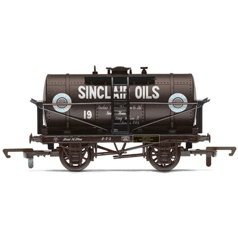 HORNBY PRIVATE OWNER, 14 TON TANK WAGON, 'SINCLAIR OILS' 19