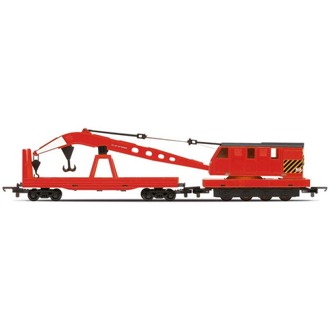 HORNBY BREAKDOWN CRANE - ERA 5 (69-R6881)