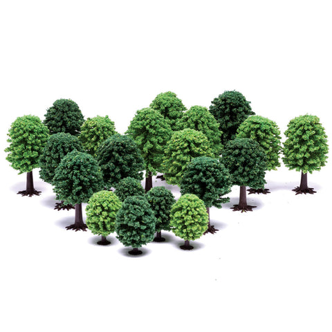 Image of HORNBY Hobby' Deciduous Trees