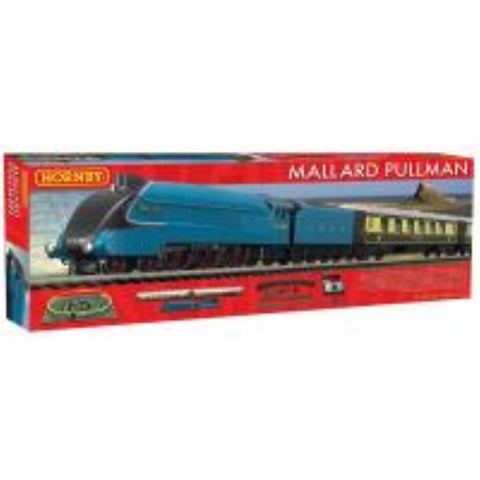 HORNBY Mallard Pullman Train Set