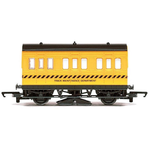 HORNBY TRACK CLEANING COACH