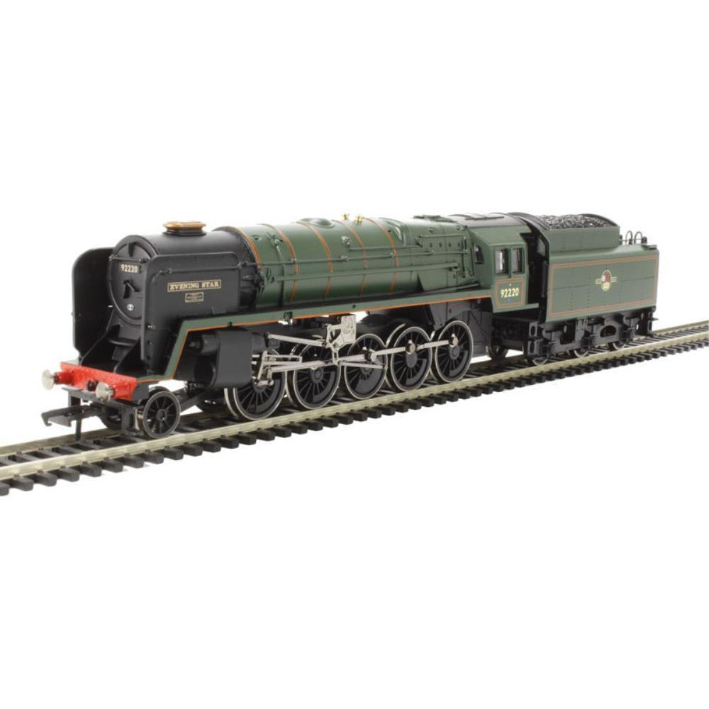HORNBY RAILROAD BR (EARLY) CLASS 9F 'EVENING STAR' - Hearns Hobbies Melbourne - HORNBY