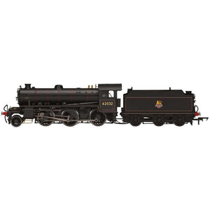 HORNBY BR 2-6-0 '62006' K1 Class - Early BR