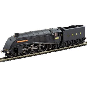 HORNBY LNER 4-6-2 'SIR MURROUGH WILSON' A4 CLASS WARTIME BLACK