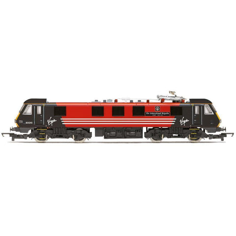 HORNBY VIRGIN BO-BO ELECTRIC 'THE INTERNATIONAL BRIGADES' '90015' CLASS 90