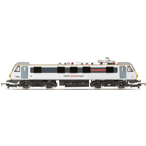 HORNBY GREATER ANGLIA BO-BO ELECTRIC 'NORFOLK AND NORWICH FESTIVAL' '90014' CLASS 90