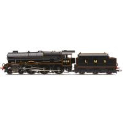 HORNBY The Final Day - LMS 4-6-0 'Seaforth Highlander' Royal Scot Class - Hearns Hobbies Melbourne - HORNBY