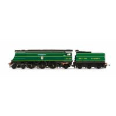 "HORNBY Battle of Britain Class (Air Smoothed) 4-6-2 21C159 ""Sir Archibald Sinclair"" in British Railways - Malachite Green - Hearns Hobbies Melbourne - HORNBY"
