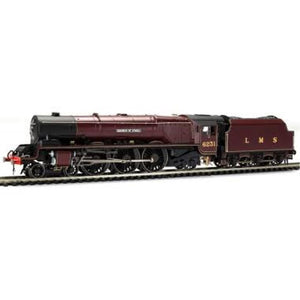 "HORNBY Class 8P Princess Coronation 4-6-2 6231 ""Duchess of Atholl"" in LMS Crimson Lake"