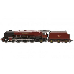 "HORNBY Class 8P Princess Coronation 4-6-2 46256 ""Sir William Stanier F.R.S. in BR Maroon"