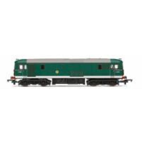 HORNBY Class 73/0 electro-diesel E6002 in BR green - Railroad Range - Hearns Hobbies Melbourne - HORNBY