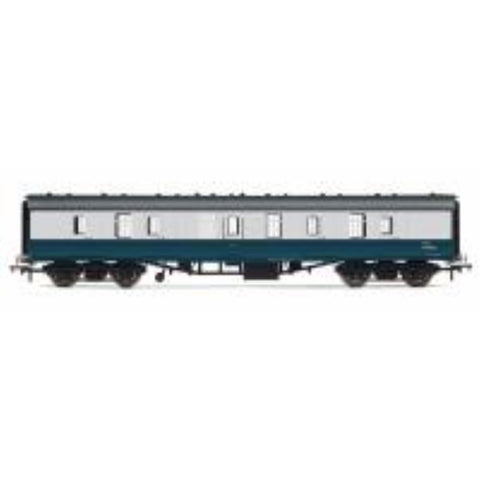 HORNBY BR Mk1 Parcels Coach 'W80664', Blue & Grey Livery - Hearns Hobbies Melbourne - HORNBY