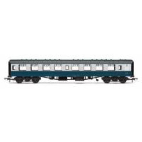 HORNBY BR Mk1 Coach Second Open 'W4804', Blue & Grey Livery - Hearns Hobbies Melbourne - HORNBY