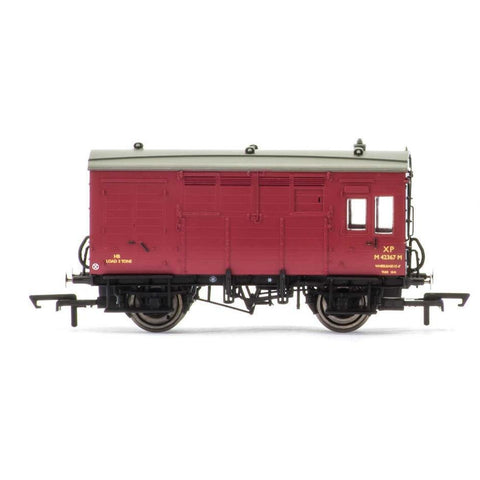 HORNBY BR (EX-LMS) HORSE BOX - Hearns Hobbies Melbourne - HORNBY
