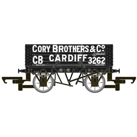 HORNBY 6 PLANK WAGON 'CORY BROTHERS & CO.'