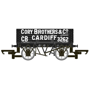 HORNBY OO 6 PLANK WAGON 'CORY BROTHERS & CO.'